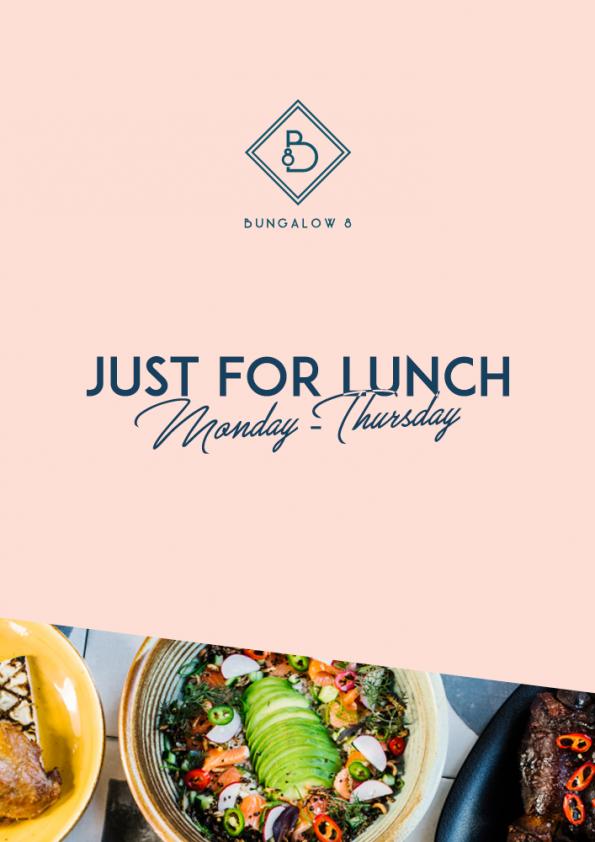 $15 Lunch Specials - Bungalow 8 Restaurant & Bar